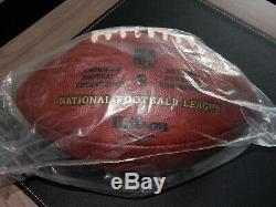 Dallas Cowboys Game Used Breast Cancer Awareness BCA Football