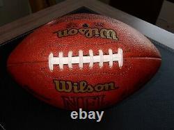Dallas Cowboys Game Used Football Emmitt Smith Rushing Record Game vs Seahawks 2