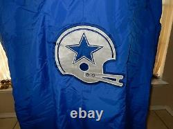 Dallas Cowboys Game Used Player Sideline Jacket from Super Bowl Days