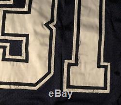 Dallas Cowboys Game Worn Roy Williams Reebox Jersey 2004 Size 48 Prova Certi