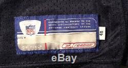 Dallas Cowboys Game Worn Roy Williams Reebox Jersey yr 2003 Size 48 Stitched