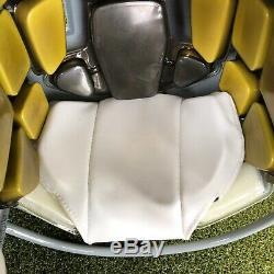 Dallas Cowboys Game Worn Used Football Helmet 2012 Rawlings NRG
