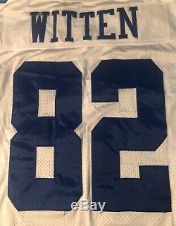 Dallas Cowboys Jason Witten Game Issued Reebox Jersey yr 2005 Provagroup Cert