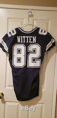 Dallas Cowboys Jason Witten Game Jersey