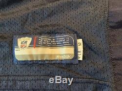 Dallas Cowboys Jason Witten authentic game Reebok jersey size 52