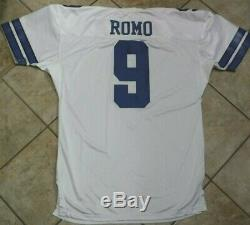 Dallas Cowboys Jersey Authentic Tony Romo Game Jersey Unworn Size 52 L. B