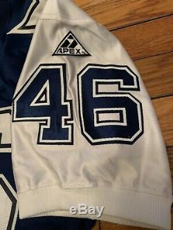 Dallas Cowboys Joe Fishback Double Star Apex Game Jersey