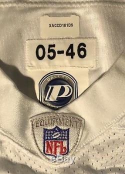 Dallas Cowboys Keith Davis 2005 Reebok game Issued Jersey Provagroup Certified