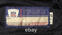 Dallas Cowboys LaRoi Glover Reebok game Issued 2004 Jersey Sz 48 +6