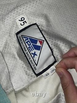 Dallas Cowboys Leon Lett game Team issue jersey Apex 50 Long Thanksgiving 1995