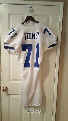 Dallas Cowboys Mark Tuinei Game Jersey