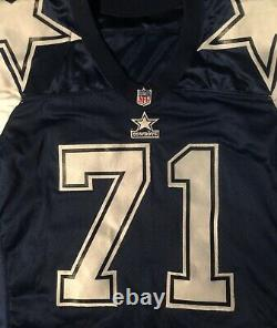 Dallas Cowboys Mark Tuinei Vintage Game Issued 1994 Apex Jersey Size 52 Long