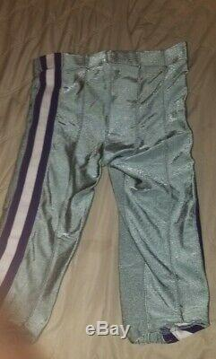 Dallas Cowboys NFL Game issue Football Pants Size 38 worn #94 Haley 1997