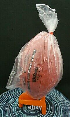 Dallas Cowboys Official NFL 100th Year Anniversary Game Issued Football