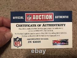 Dallas Cowboys Sean Lee Game Issued Autographed Jersey, NFL COA