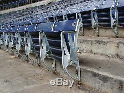 Dallas Cowboys Texas Stadium Connected Pair of Chairs Seats Game USED COA 2seat