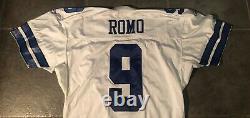 Dallas Cowboys Tony Romo 2005 Reebok game Worn Jersey Provagroup Certified Sz 50