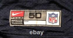 Dallas Cowboys game Issued K Jackson Nike 2000 jersey with Tom Landry Hat patch