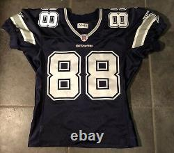 Dallas Cowboys game issued Antonio Bryant 2003 jersey stitched by Reebok Size 46