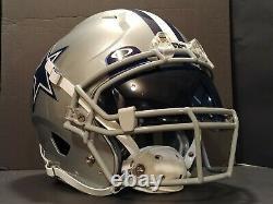 Dallas Cowboys team issued/game used helmet