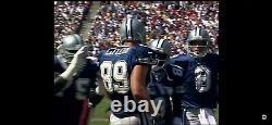 Dallas Cowboys vintage David LaFLEUR 1999 Nike NFL Game Issued Jersey Sz 50