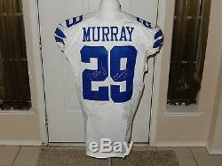 DeMarco Murray Holo Autographed Nike Game Issud Jersey Dallas Cowboys COA