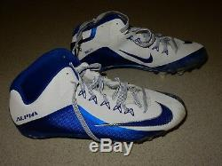 DeMarcus Lawrence Dallas Cowboys Game Used or Practice Worn Cleats