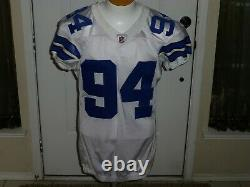 DeMarcus Ware Game Issued Dallas Cowboys Jersey 08-48 Reebok
