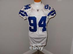 DeMarcus Ware Game Issued Dallas Cowboys Jersey 09-46 Reebok