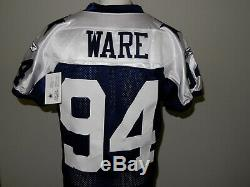DeMarcus Ware Game Issued Dallas Cowboys Throwback Jersey 07-46