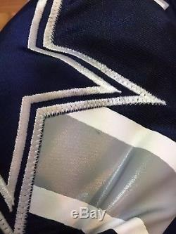 Deion Sanders Dallas Cowboys Game Used Worn Jersey 1996 Possible Playoff Game