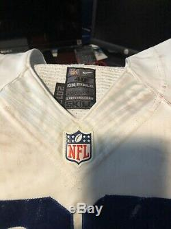 Demarco Murray Dallas Cowboys (Gamer) Game Used Jersey With incredible wear