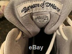Demarcus Ware Dallas Cowboys Game Worn and Signed SINGLE Cleat Nike