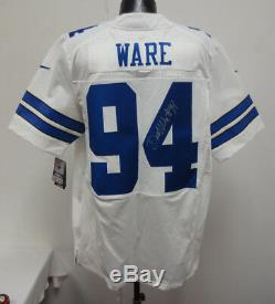 Demarcus Ware Nike Jersey Size 48 Game Jersey Signed Autograph Dallas Cowboys