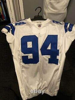 Demarcus Ware game jersey autographed 2010 Season