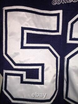 Dexter Coakley Dallas Cowboys Game Used Worn Jersey Photomatched Vs Redskins