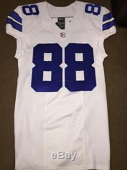 new arrival 7bbfe dd1ec Dez Bryant 88 Dallas Cowboys Game Issued Used Worn Jersey ...