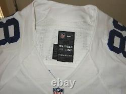 Dez Bryant Game Issued Dallas Cowboys Jersey 2015 Size 40 L-BK Cowboys COA