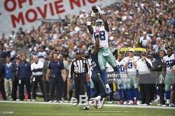 Dez Bryant Game Issued Jersey 2014-40 L-BK Dallas Cowboys COA