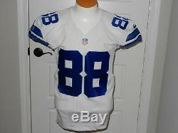 Dez Bryant Game Used / issued Dallas Cowboys Jersey 2015-40 SKILL