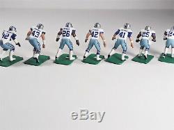 Electric football team-1970s/80s Dallas Cowboys Custom Team (48 men)