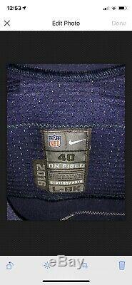 Ezekiel Elliott Game Issued Jersey Dallas Cowboys