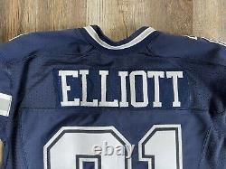 Ezekiel Elliott team issued NOT game worn used Dallas Cowboys football jersey