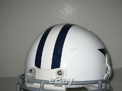 Game Used Football Helmet Dallas Cowboys Julius Jones
