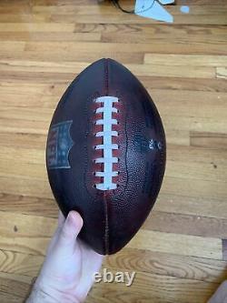 Game Used Washington Redskins Football Vs Dallas Cowboys 11/26/20 Thanksgiving