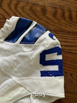 Game Worn Used Dallas Cowboys Nike Lance Dunbar Jersey