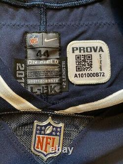 Game issued Jaylon Smith Dallas Cowboys Jersey