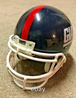 Herschel Walker New York Giants Game Worn / Used Helmet Dallas Cowboys Coa / Loa
