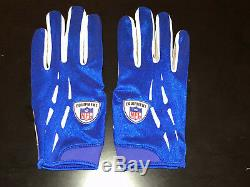 Jason Witten Dallas Cowboys Game Issued NFL Gloves Size XLarge RARE