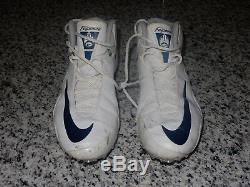 Jason Witten Dallas Cowboys Game Worn / Practice Used Cleats